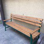 По инициативе социалистов в Кишинева до конца года установят 700 новых скамеек