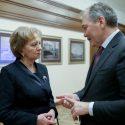 Председатель комитета ГД по делам СНГ выступил за налаживание полноценного диалога всех ветвей власти Молдовы и России