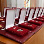 Додон наградил выдающихся граждан Молдовы (ФОТО, ВИДЕО)