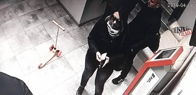 Из-за ошибки кассирши в обменнике в Кишинёве разыскивают женщину