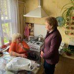 Гречаный навестила в Бричанах нуждающихся и побывала на местной благотворительной ярмарке (ФОТО)