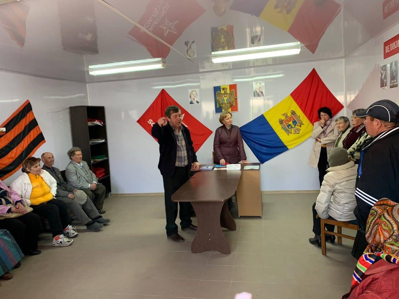Гречаный встретилась и с жителями Липкан: Постараемся помочь всем, чем возможно (ФОТО)