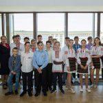В гостях у президента побывали воспитанники школы-интерната для детей-сирот (ФОТО)