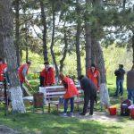 В чистый четверг социалисты традиционно провели масштабную уборку по всей стране (ФОТО)