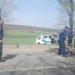 Смертельное ДТП в Дрокии: один человек погиб, еще двое - госпитализированы (ФОТО)