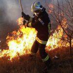 Около сотни пожаров произошло за минувшие сутки в Молдове