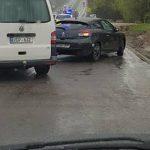 Цепная авария: возле аэропорта в ДТП попало сразу четыре автомобиля (ФОТО)