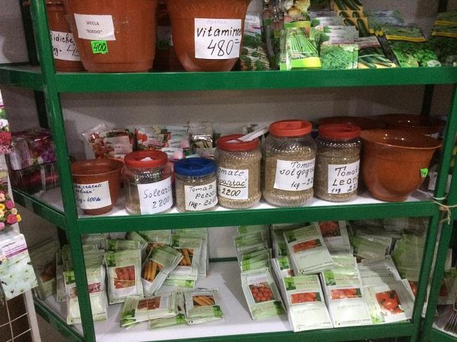 В агромагазинах Оргеева и Криулян выявлены нарушения при продаже семян (ФОТО)