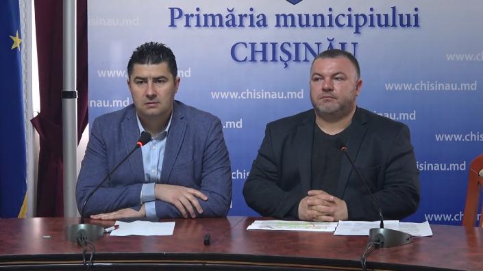 ПСРМ: Администрация Кишинева пиарится на проектах Мунсовета (ВИДЕО)