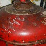 Взрыв газа в Сынжерейском районе: пострадавшая госпитализирована с ожогами