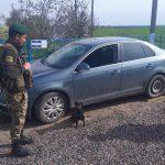 В Одесской области задержали молдаванина за рулём угнанного авто