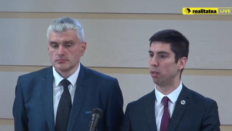 """""""АКУМ"""": Мы против спикера от ПСРМ, потому что потом не сможем отправить его в отставку (ВИДЕО)"""