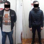 Полицейские задержали двух жителей столицы, вымогавших деньги у знакомого