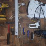 В столице вор-рецидивист попался на краже инструментов (ВИДЕО)