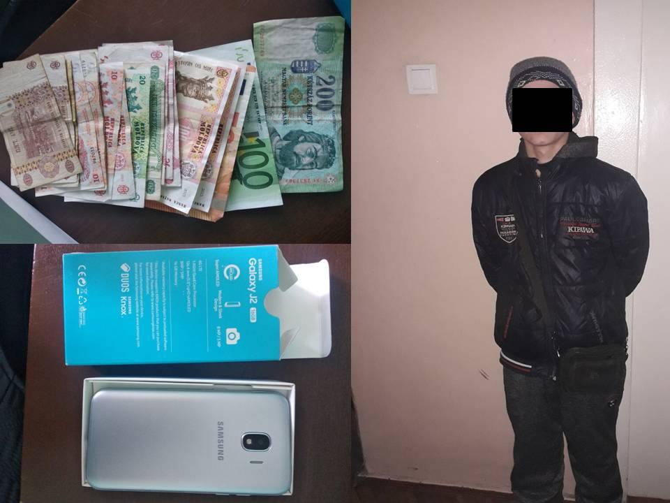 Полиция задержала несовершеннолетнего, подозреваемого в краже из столичной церкви (ВИДЕО)