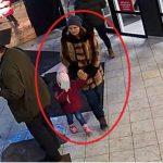 В Кишинёве разыскивают женщину, подозреваемую в краже (ВИДЕО)