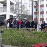 Неизвестный сообщил о бомбе в здании Апелляционной палаты Кишинёва