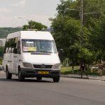 Водителя столичной маршрутки поймали пьяным за рулём (ФОТО)
