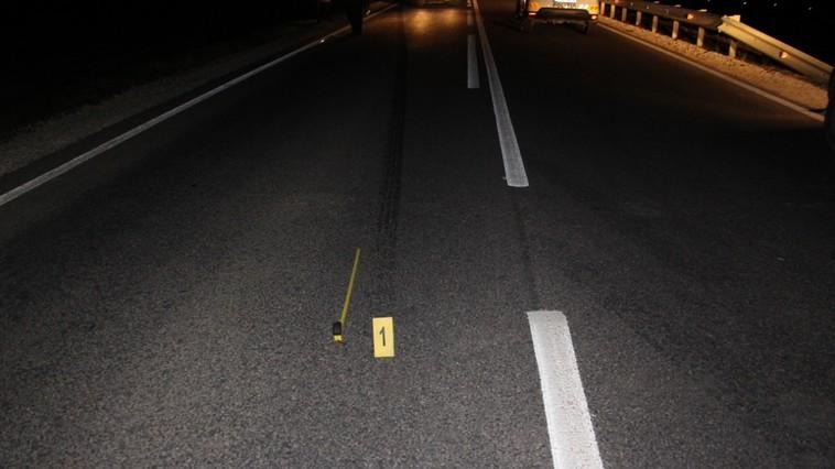 Грузовик сбил молодого человека на трассе Кишинёв-Унгены: юноша скончался на месте (ФОТО)