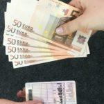 Подозреваемый задержан: житель Анен пытался продать водительские права за 400 евро