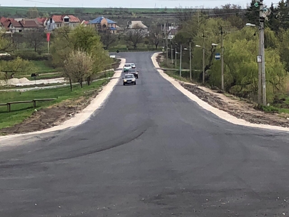 Участок дороги между столицей и коммуной Крузешты открыт после ремонта