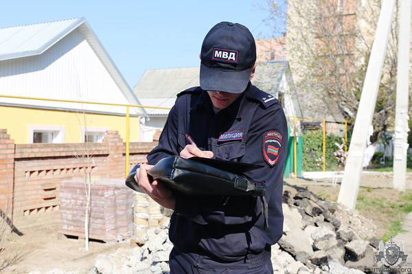 В Приднестровье вводят штрафы за отсутствие на домах адресных табличек