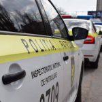 Сотрудники столичной полиции задержали дебошира, пинавшего чужие авто (ВИДЕО)