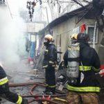 Житель Глодян погиб при пожаре из-за непотушенной сигареты