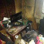 Пожар в бельцком общежитии: внутри находились жильцы (ФОТО)