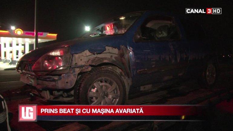 Полицейские поймали виновника аварии, севшего за руль автомобиля в состоянии сильного алкогольного опьянения