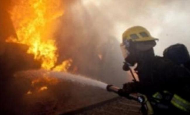В Бельцах в жилом доме вспыхнул пожар: пострадавших нет
