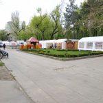 Сегодня в Кишиневе открываются пасхальные ярмарки: где их искать