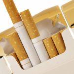 Молдаванина с контрабандными сигаретами задержали на румынской таможне (ФОТО)