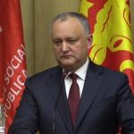 Додон: От позиции пропрезидентской ПСРМ зависит, что будет дальше