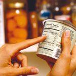 Исследование: 4 из 10 молдаван никогда не читают этикетки на продуктах (ФОТО)