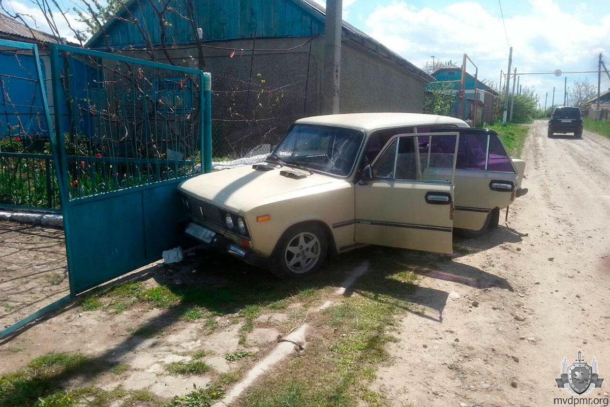ДТП в Рыбнице: водитель впал в состояние судорожного приступа и совершил наезд на пешехода (ФОТО)