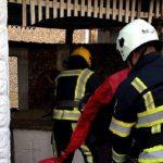 В Криулянах спасли женщину, упавшую в 20-метровый колодец (ФОТО)