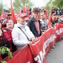 В первомайских марше и митинге ПСРМ приняли участие более 10 тысяч граждан (ФОТО)
