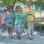 В Комрате определили график работы детских садов летом