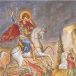 Православные христиане отмечают День Святого Георгия