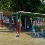 С сегодняшнего дня уровень воды в Днестре начнёт идти на спад