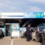 В связи с праздниками приняты дополнительные меры по увеличению пропускной способности на границе