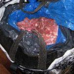 Молдаване попытались провезти в Россию партию мяса без документов