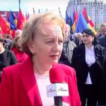 Гречаный: Если Первомай продолжают праздновать в Молдове - значит, это нужно нашим согражданам