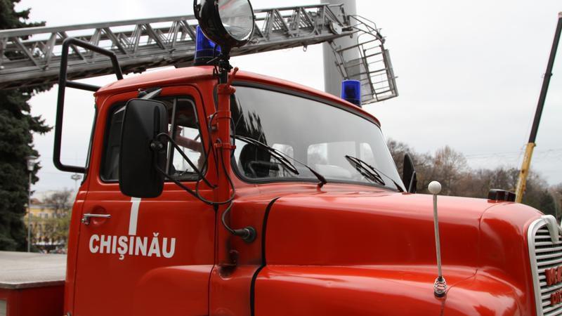 Трагедия в Леова: пожар на летней кухне унёс жизнь хозяина дома