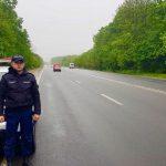 НИП предупреждает об опасности на дорогах из-за неблагоприятной погоды