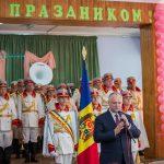 Президент совершает рабочий визит в Басарабяску (ФОТО, ВИДЕО)