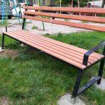 Инициативы ПСРМ - в действии: на Ботанике в мае появятся 135 новых скамеек, а во всему городу до конца года - 700