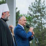 «Справлялись 660 лет, справимся и дальше!»: Додон призвал граждан не поддаваться на провокации и стоять на страже традиционных молдавских ценностей (ФОТО, ВИДЕО)