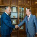 Додон обсудил с послом России свое предстоящее участие в саммите ЕАЭС (ВИДЕО, ФОТО)